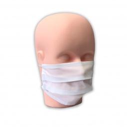 masca chirurgicala din bumbac reutilizabila