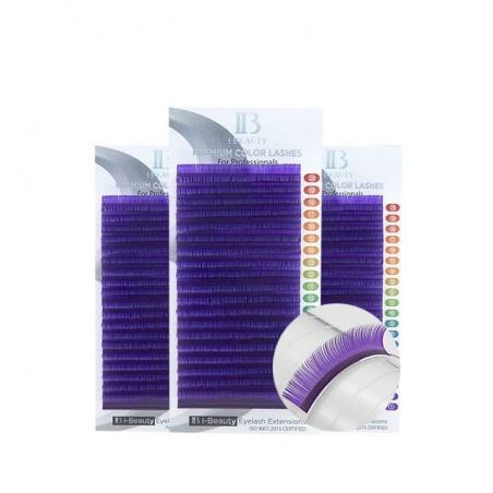 MIX Extensii Gene Mov/ Violet IBeauty Premium
