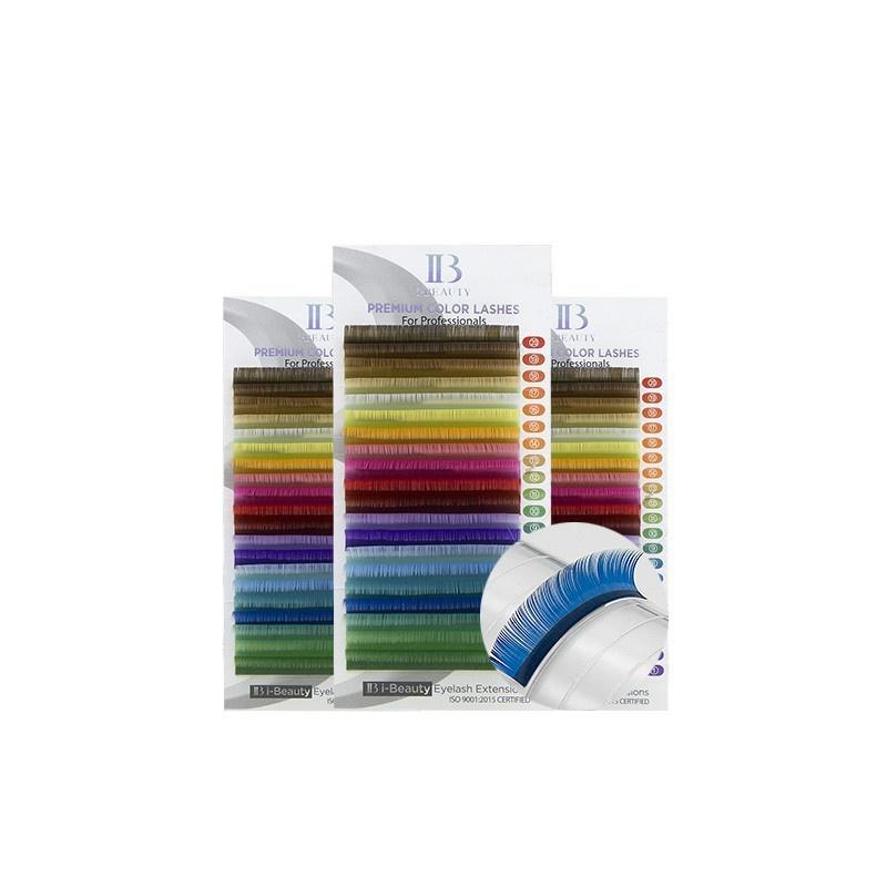 MIX Extensii Gene Multicolor IBeauty Premium