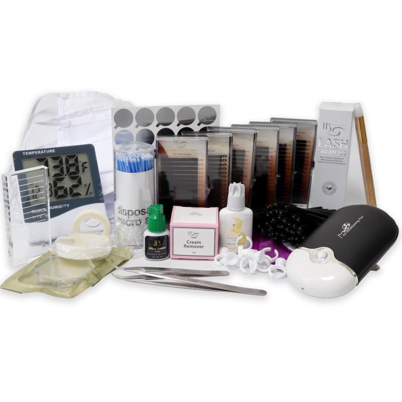 Kit Extensii Gene IBeauty pentru Profesionisti